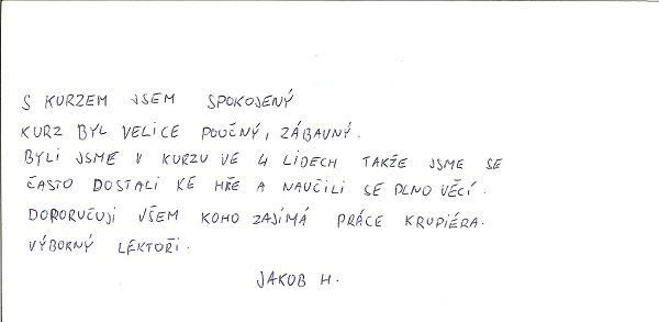 Reference Jakob Hadad