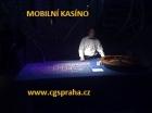 Mobilní kasíno v DUPLEX CLUB