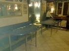 Mobilní kasíno, Restaurace Knajpa